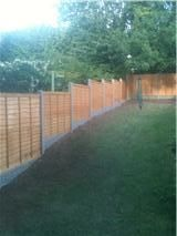fence from Castle Fencing